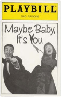 playbill-maybe-baby-its-you